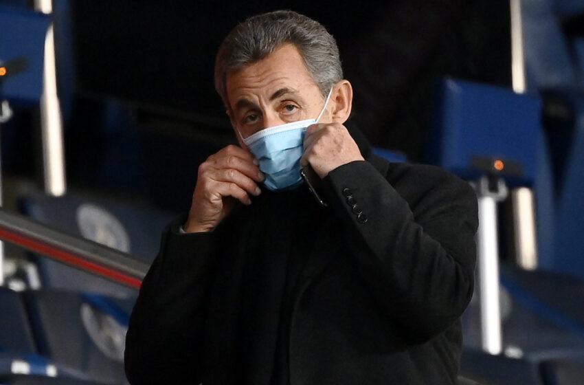 Nicolas Sarkozy wayoboye Ubufaransa yakatiwe imyaka 3 irimo umwe azafungwa