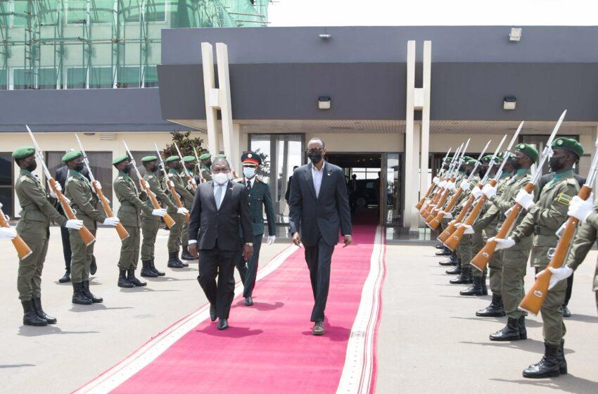 U Rwanda rwasabwe ibitekerezo ku guhashya imitwe y'iterabwoba iri muri Mozambique