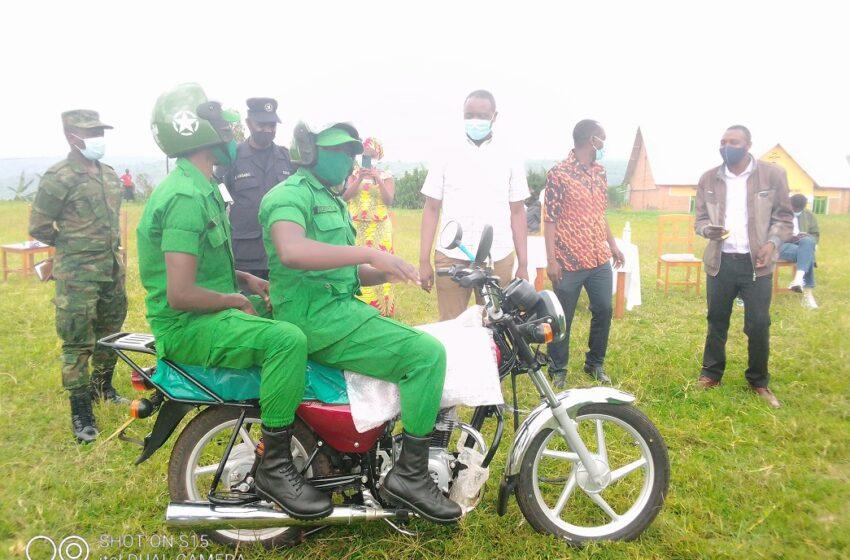 Gicumbi: Abaturage bahaye urwego rwa Dasso Moto ya Miliyoni 1.3Frw