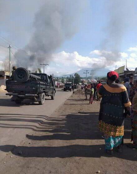 Ubwicanyi hagati y'amoko  i Goma bwaguyemo 7, MONUSCO iratungwa agatoki