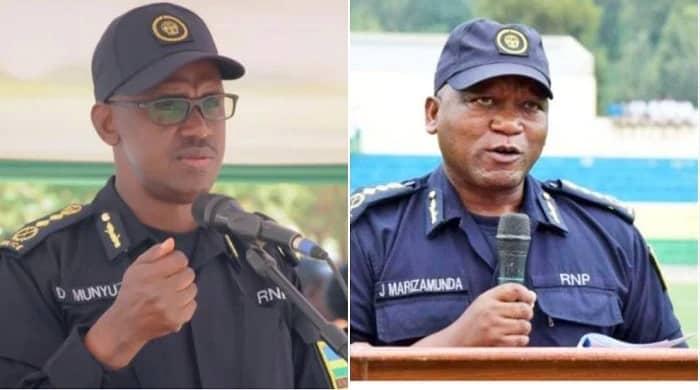 Perezida Kagame yazamuye mu ntera abayobozi bakuru muri Polisi no muri RCS