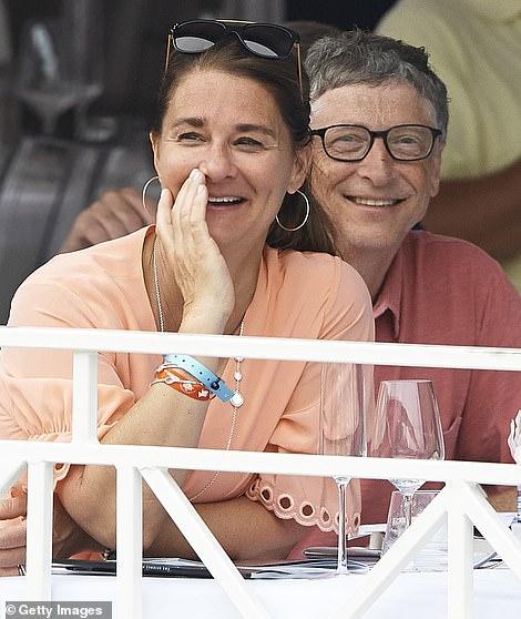 Umuherwe Bill Gates yatandukanye n'umugore we Melinda Gates