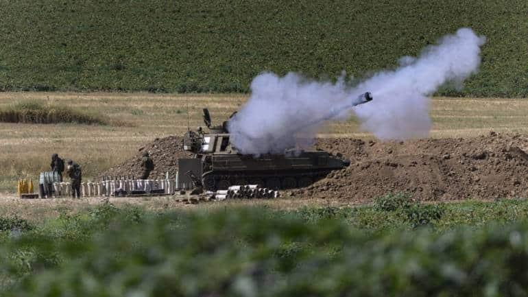 Intambara imaze iminsi 11 hagati ya Israel n'Abarwanyi ba Hamas yabaye ihagaze