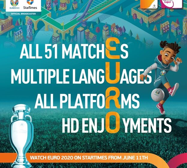 Euro2020: Football for all with StarTimes