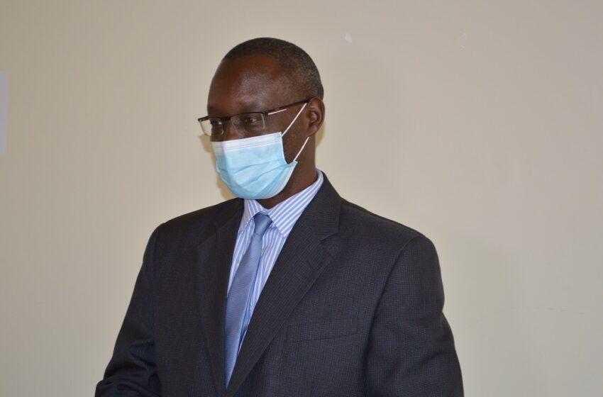 Gicumbi: Dr Ndahayo Fidele yavuze ko akiri Umuyobozi wa UTAB