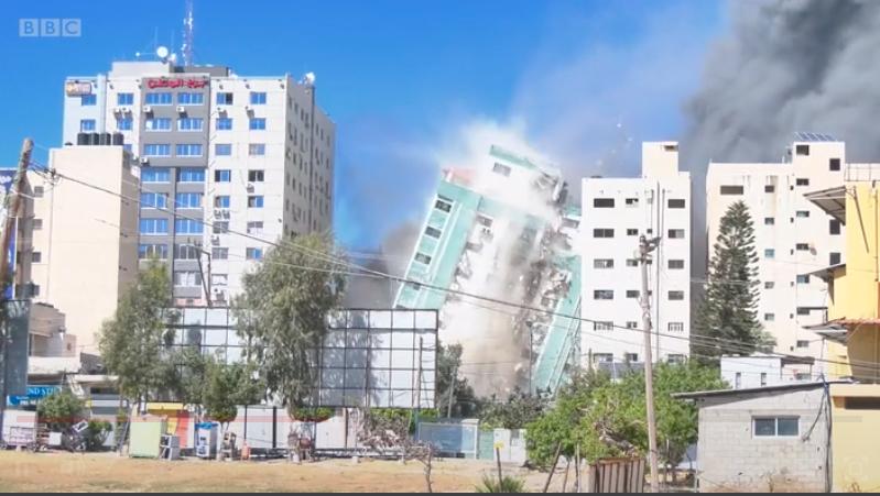 Minisitiri w'Intebe wa Israel yasabye ingabo gukomeza gukoresha ingufu muri Gaza