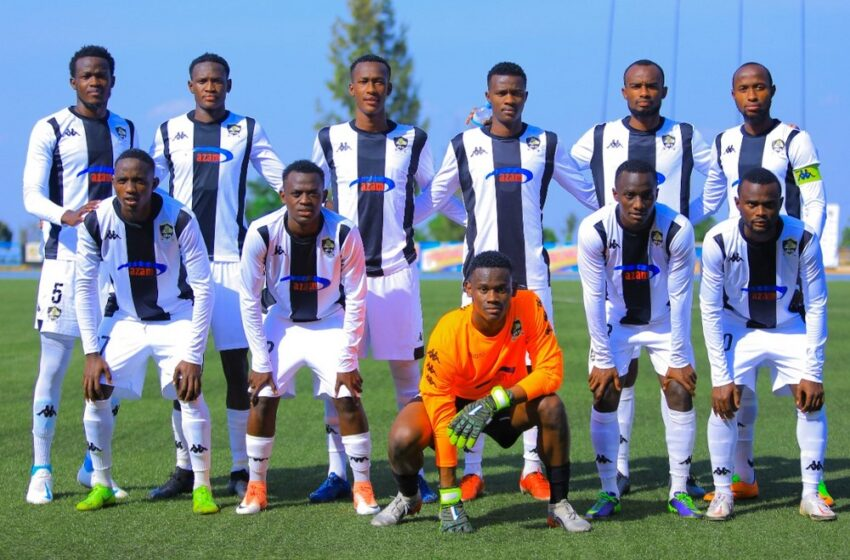 APR FC yihereranye Marine Fc iyitsinda ibitego 6-0 ishyira AS Kigali mu mazi abira