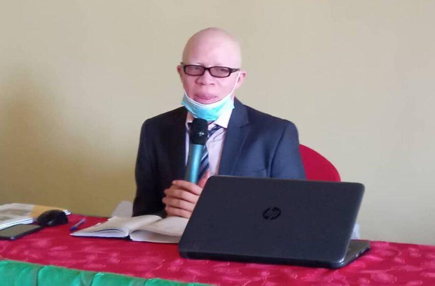 OIPPA isaba Abanyarwanda kumva ko abafite ubumuga bw'uruhu bashoboye