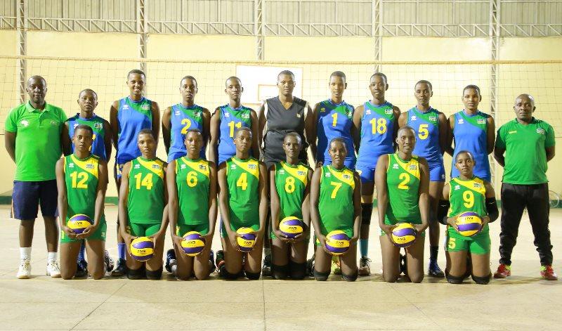 Volleyball: Abakobwa b'u Rwanda bisanze mu itsinda A ririmo ibigugu mu gikombe cy'Isi