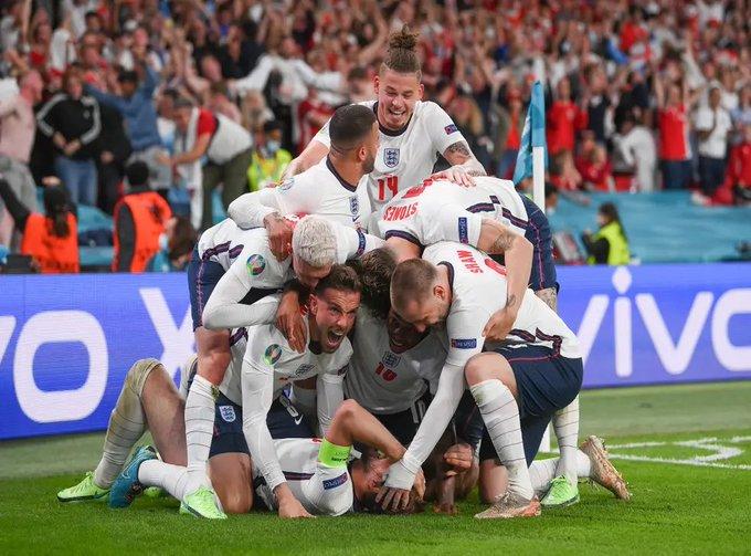 EURO2020: Kuri penaliti itavugwaho rumwe Ubwongereza busanze Ubutaliyani kuri Finale