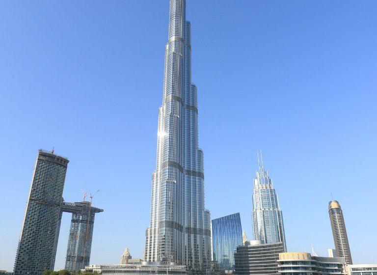Ibyo wamenya kuri Burj Khalifa, inyubako ya mbere ndende ku Isi