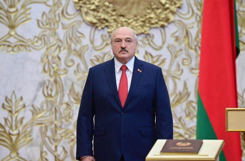 Belarus yafunze umupaka na Ukraine yikanga Coup D'Etat