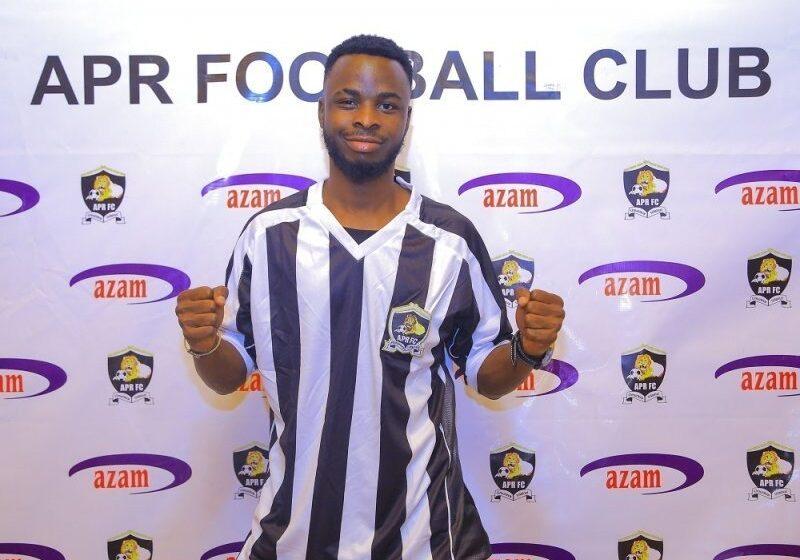 Ni iby'agaciro kandi ni ibyo kwishimira kuba naraje mu ikipe y'ibigwi – Mugisha Gilbert avuga APR FC