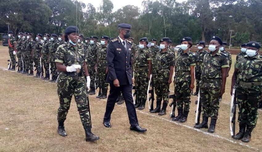 IGP Dan Munyuza ari mu ruzinduko rugamije gutsura umubano hagatiya Polisi y'u Rwanda n'iya Malawi