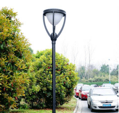 Fiberglass Lighting Pole