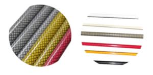 Four Applications Of Fiberglass Rods