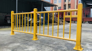 What are the installation methods of FRP guardrail?