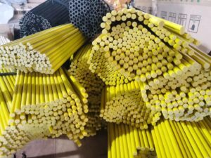 The difference between fiberglass Stakeand carbon fiber Stake