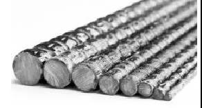 Fiberglass rebar replaces steel and is lighter and less costly