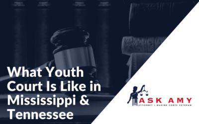 What Youth Court Is Like in Mississippi & Tennessee