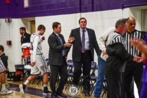 Coach Dave Callahan got his first real taste of Shore Elite Basketball