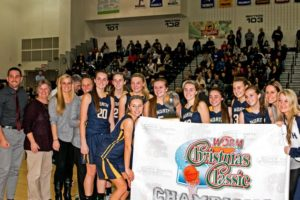 Jenna Paul and her teammates ended a 12 year drought
