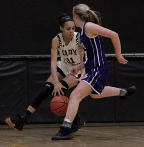 Rahmena Henderson started her SJV career with a loud bang
