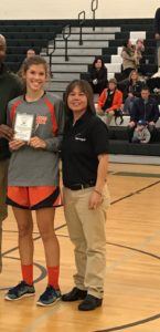 Shannon McCoy has been elite all season...MVP Thropy's are no surprise