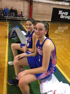 Sabino and her 7th grade side kick Pissott are future star