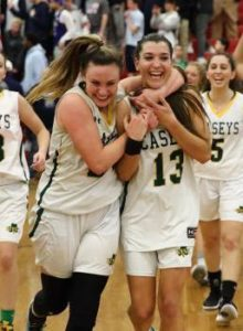 Rose Caverly and Katie Rice will lead the charge for RBC