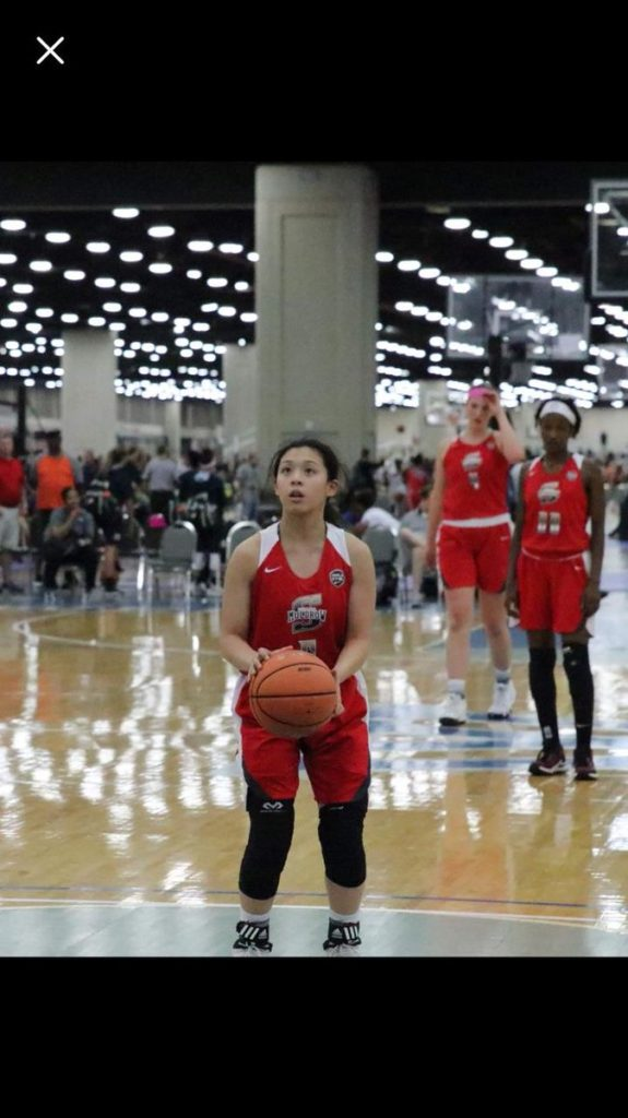 Ella Fajoaro and teammates looked like a big year is in store
