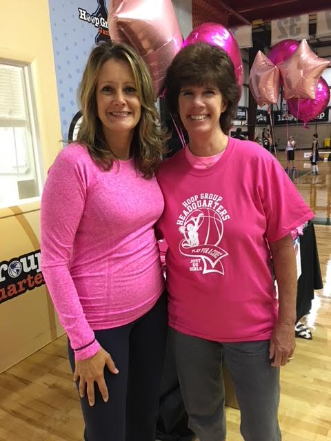 Cancer survivor Virginia Karcz