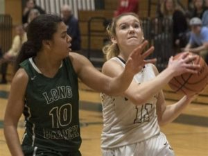 Camryn Foltz may a chance for a deep run. But 1st have to beat Long Branch