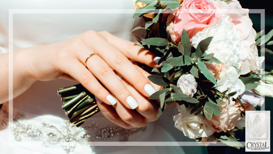 2021 Wedding Trends   Crystal Gardens