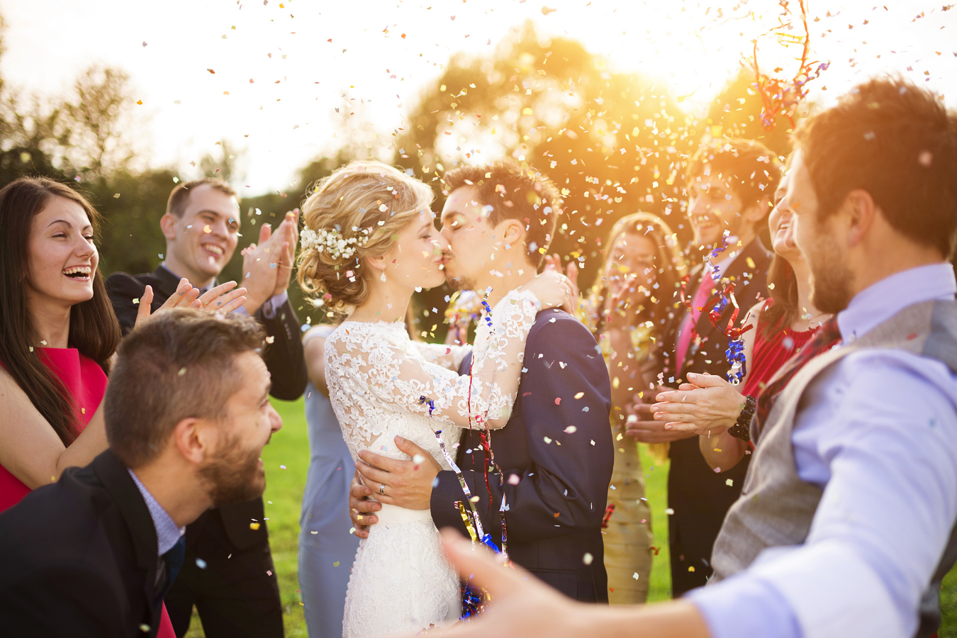Planning an Outdoor Wedding: Tips for Every Season