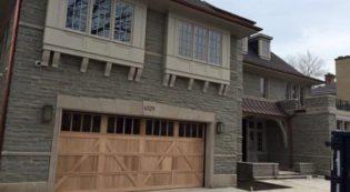 Alamo Heights Wood Garage Door San Antonio Custom Garage Door Repair