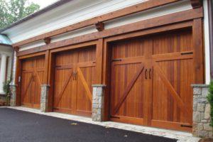 San Antonio Wood Garage Door Installation Repair Service Alamo Heights Boerne Helotes