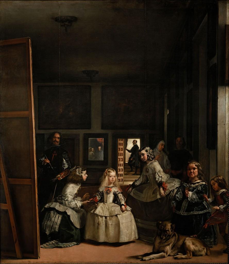 pintura Diego Velázquez