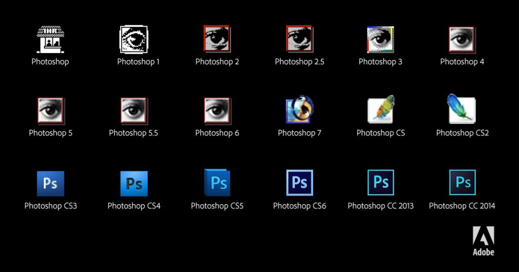 2.photoshop-icons-through-the-years