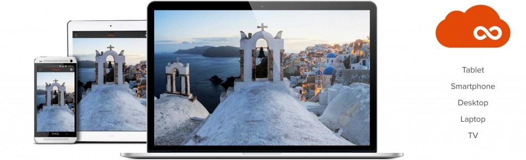 Com serviço de compartilhamento por nuvem, o Mobi Pro se conecta à computador, celular, tablet e TV.