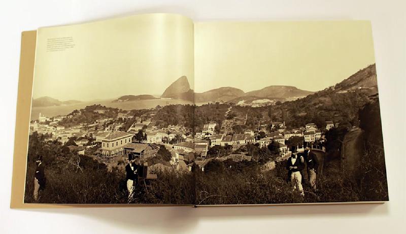 Parte do livro de Marc Ferrez. Veja mais abaixo, no vídeo.