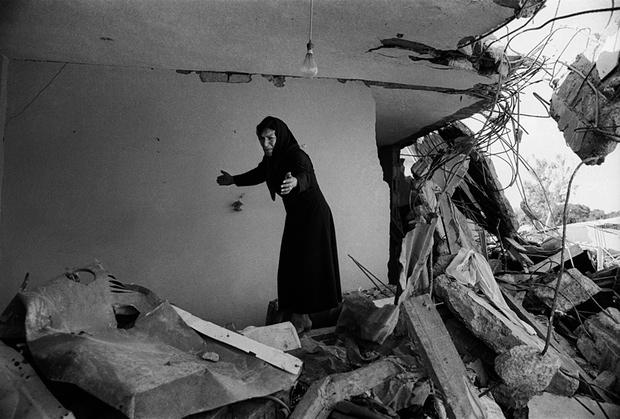 Beirut em 1982 | Foto: Don McCullin/PA
