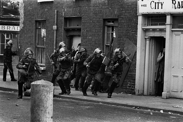 Irlanda em 1971 | Foto: Don McCullin/PA