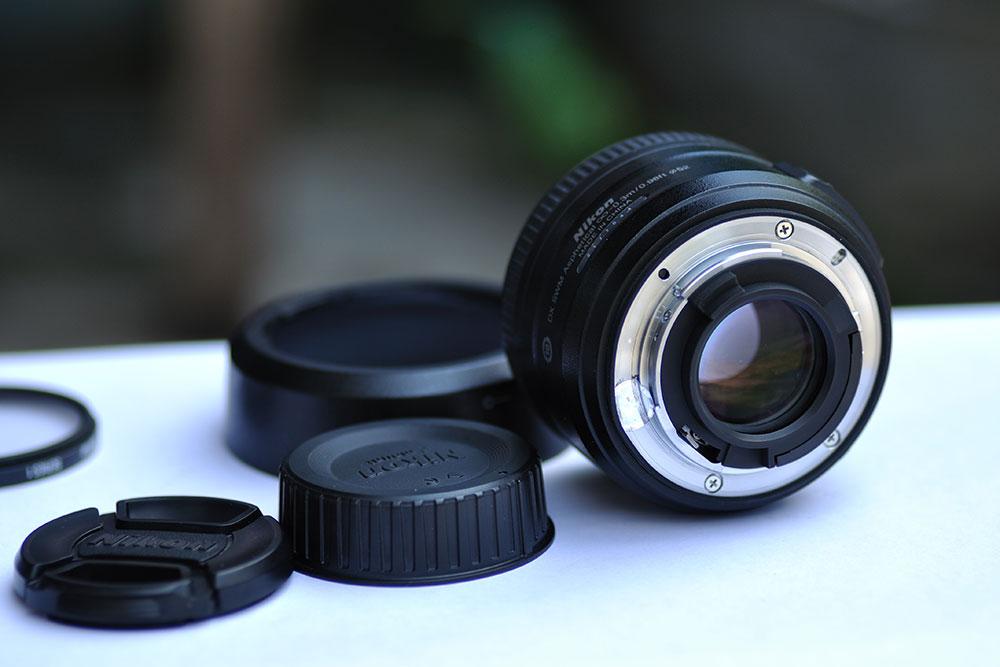 abertura de lente diafragma