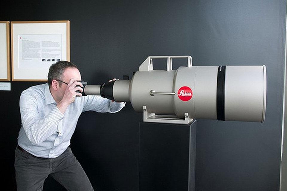 maiores lentes fotográficas da história