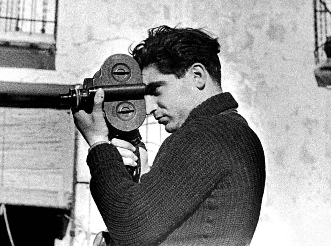 fotógrafo Robert Capa