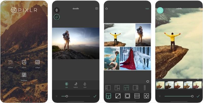 Melhores aplicativos de fotos para iPhone