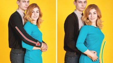 melhorar poses para fotos de casais