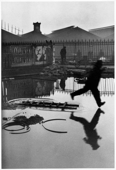 técnicas de composição de fotos henri cartier-bresson