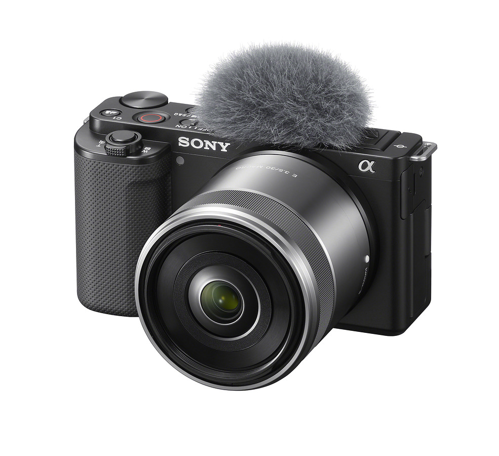 Sony anuncia a ZV-E10, câmera para vloggers e criadores de vídeo